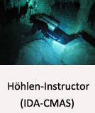Tauchlehrer-College-Wuppertal-IDC-TL-Cave-Höhlen-instructor