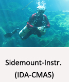 Tauchlehrer-College-Wuppertal-IDC-TL-Sidemount-instructor